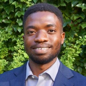 Ivan Ntale, 2021 USRA NSERC Summer Student