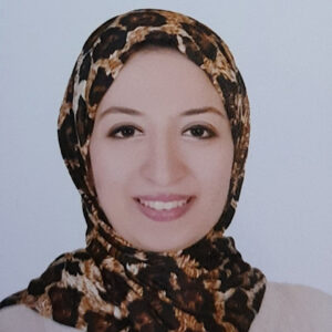 Yasmin AbdElKader, PhD candidate in the Lindsey Lab at the University of Manitoba, Department of Human Anatomy and Cell Science, Canada. Project focus: the role of the injured brain micro-environment in regulating regeneration potential